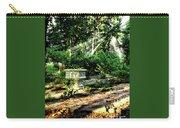 Cherie's Garden Carry-all Pouch