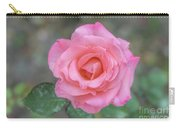 Cherish Floribunda Rose, Pink Rose Originally Produced By The B Carry-all Pouch