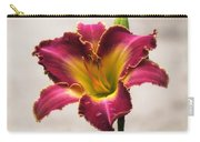 Cherokee Heritage Daylily Carry-all Pouch