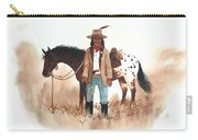 Cherokee Lighthorse Carry-all Pouch