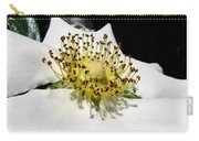 Cherokee Rose Macro Carry-all Pouch