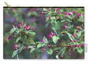 Cherry Blossom Blooms Carry-all Pouch