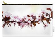 Cherry Blossom Branch Carry-all Pouch