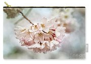 Cherry Blossom Closeup Carry-all Pouch