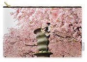 Cherry Blossom In Stockholm Carry-all Pouch