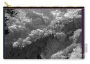 Cherry Blossom Season In Japan Mountain Hills Trees Photography By Navinjoshi At Fineartamerica.com  Carry-all Pouch