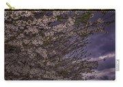 Cherry Blossom Sky Carry-all Pouch