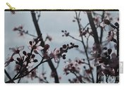 Cherry Blossom Transparency Carry-all Pouch