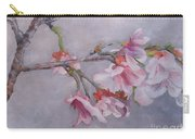 Japanese Cherry Blossom Tree Carry-all Pouch