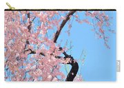 Cherry Blossom Trilogy IIi Carry-all Pouch