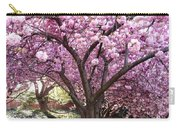 Cherry Blossom Wonder Carry-all Pouch