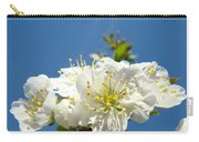 Cherry Blossoms Art White Spring Tree Blossom Baslee Troutman Carry-all Pouch