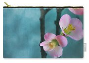Cherry Blossom Bokeh Carry-all Pouch