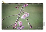 Cherry Blossoms In Early Spring Carry-all Pouch