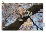 Cherry Blossoms Carry-all Pouch by Megan Cohen
