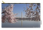 Cherry Blossoms Monument Carry-all Pouch