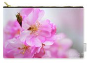 Cherry Blossoms Sweet Pink Carry-all Pouch