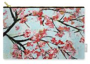 Cherry Blossoms V 201631 Carry-all Pouch