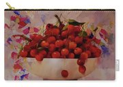 Cherry Bowl Carry-all Pouch