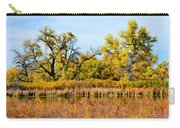 Cherry Creek Pond In Autumn Carry-all Pouch