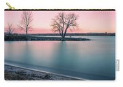 Cherry Creek Sunrise Carry-all Pouch