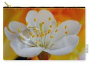 Cherry Flower In The Spring Carry-all Pouch