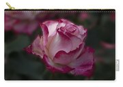 Cherry Parfait Rose Carry-all Pouch