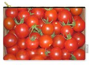 Cherry Tomato Harvest Carry-all Pouch