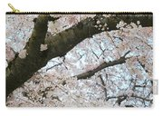 Cherry Tree In Bloom Carry-all Pouch