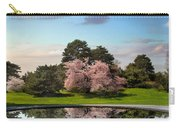 Cherry Tree Reflections Carry-all Pouch