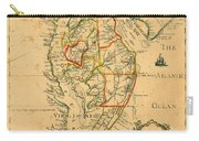 Chesapeake Bay 1786 Carry-all Pouch