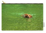 Chesapeake Bay Retriever Swimming Carry-all Pouch
