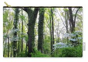 Chesapeake Oldgrowth Forest Carry-all Pouch