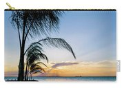 Chesapeake Sunset - Full Color Carry-all Pouch