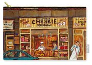 Cheskies Hamishe Bakery Carry-all Pouch