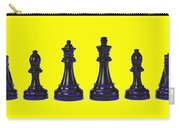 Chessmen Carry-all Pouch