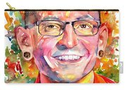 Chester Bennington Watercolor Carry-all Pouch