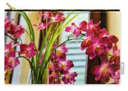 Chester House Flowers Carry-all Pouch