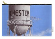 Chester Water Tower Ne Carry-all Pouch