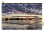 Chesterman Beach Sunset Carry-all Pouch