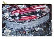 Chevrolet Bel-air Matchbox Car Carry-all Pouch
