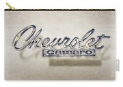 Chevrolet Camaro Badge Carry-all Pouch