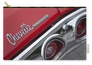 Chevrolet Chevelle Ss Taillight Emblem 2 Carry-all Pouch