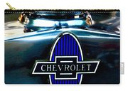 Chevrolet Hoodie Carry-all Pouch