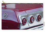 Chevrolet Impala Ss Taillight 2 Carry-all Pouch