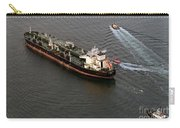 Chevron Pegasus Voyager Oil Tanker Carry-all Pouch