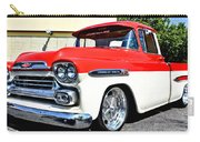 Chevy Apache Custom Hot Rod Truck Carry-all Pouch
