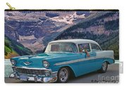Chevy At Lake Louise Carry-all Pouch