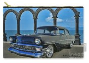 Chevy Belair In Mexico Carry-all Pouch