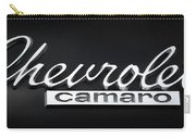 Chevy Camaro Emblem Carry-all Pouch